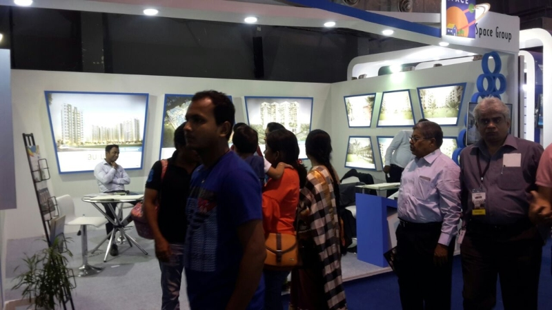 Realty EXPO 2016 at Milan Mela