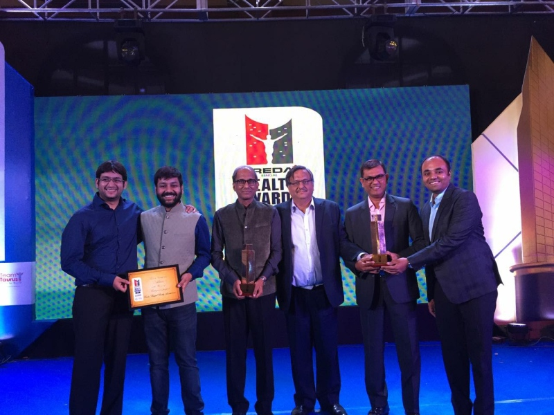 Credai Bengal Realty Awards 2017