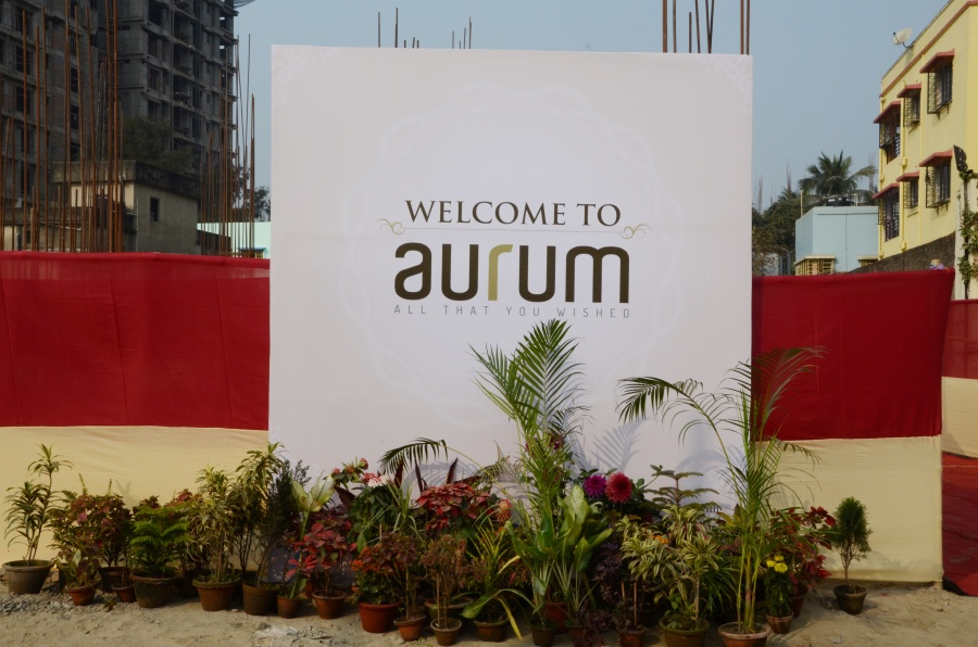 Aurum Model Flat Unveiling 12 Feb 2017