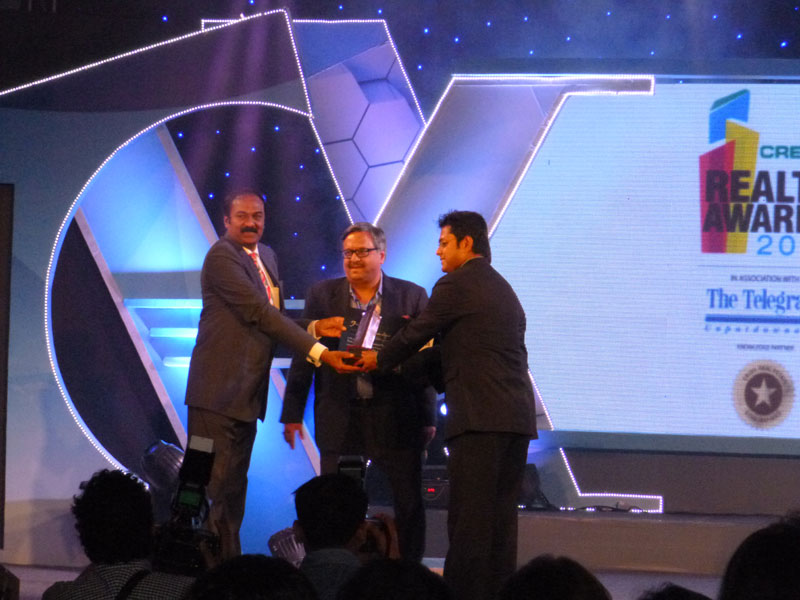 Credai Awards 2014 - Supported by Space Group