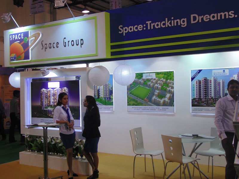 Realty Expo 2013 at Milan Mela