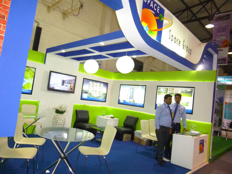 Realty Expo - 2014 at Milan Mela