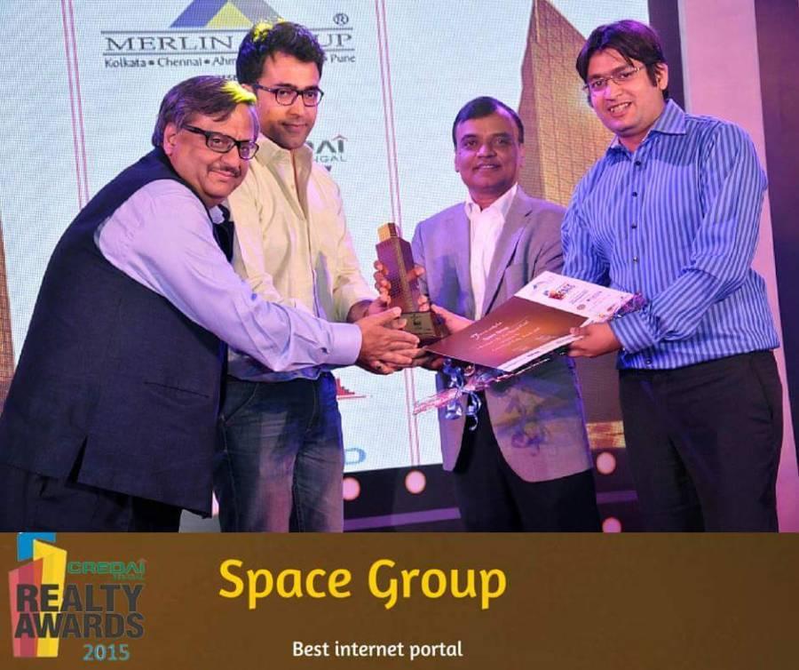 Credai Bengal Realty Awards 2015
