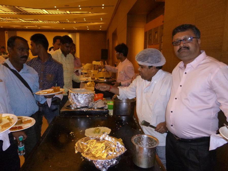 SPACE GROUP DIWALI MEET 2015