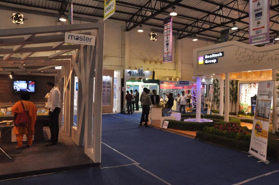 REALTY EXPO 2015 @ MILAN MELA